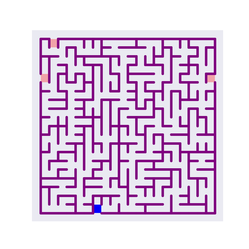 initial maze image